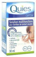 Quies Optik Solution Lentille Souple Multifonctions Fl/30ml à CLEON